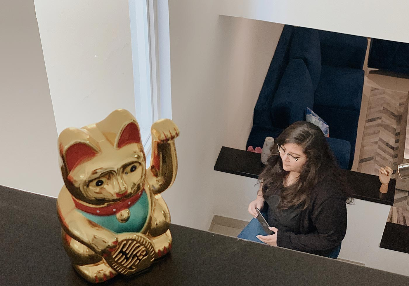 one room estudio equipo karla
