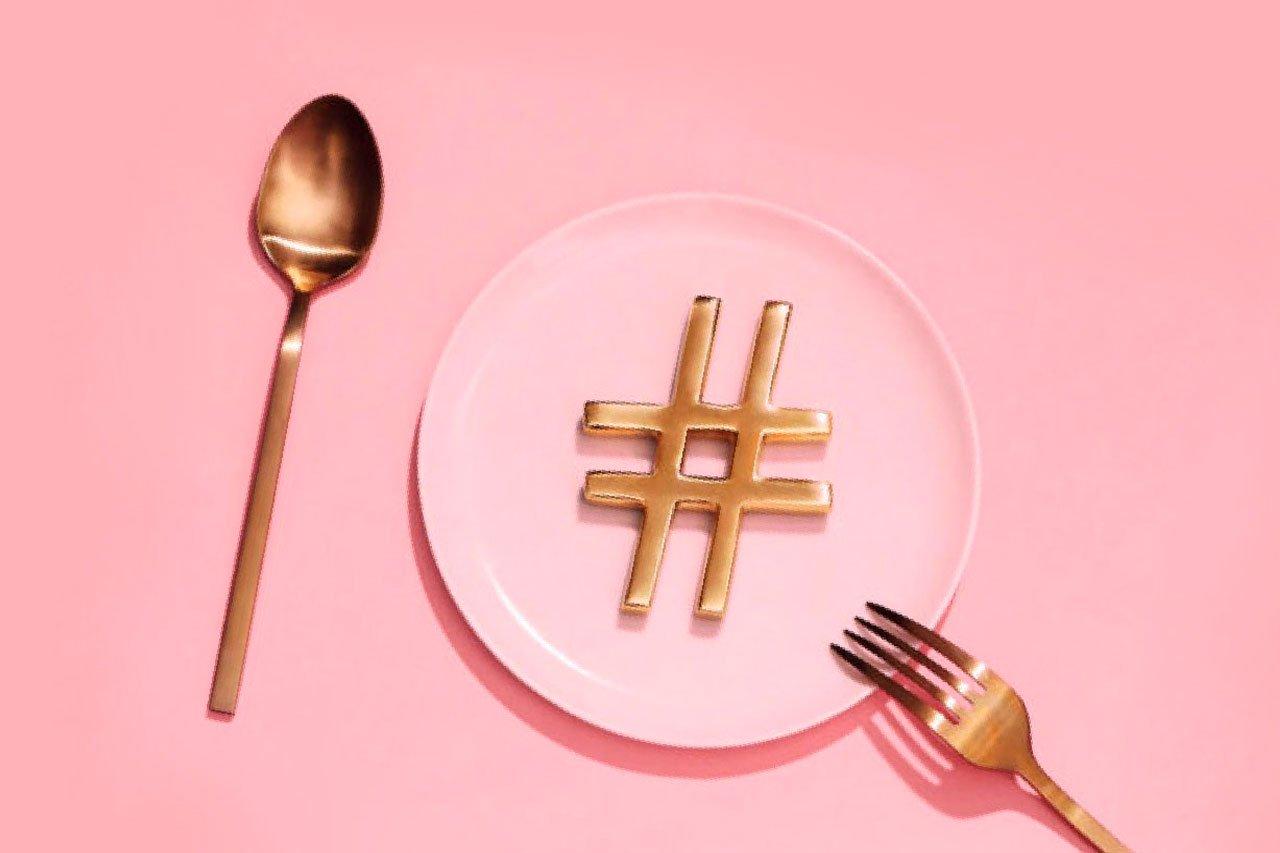 Como usar hashtag
