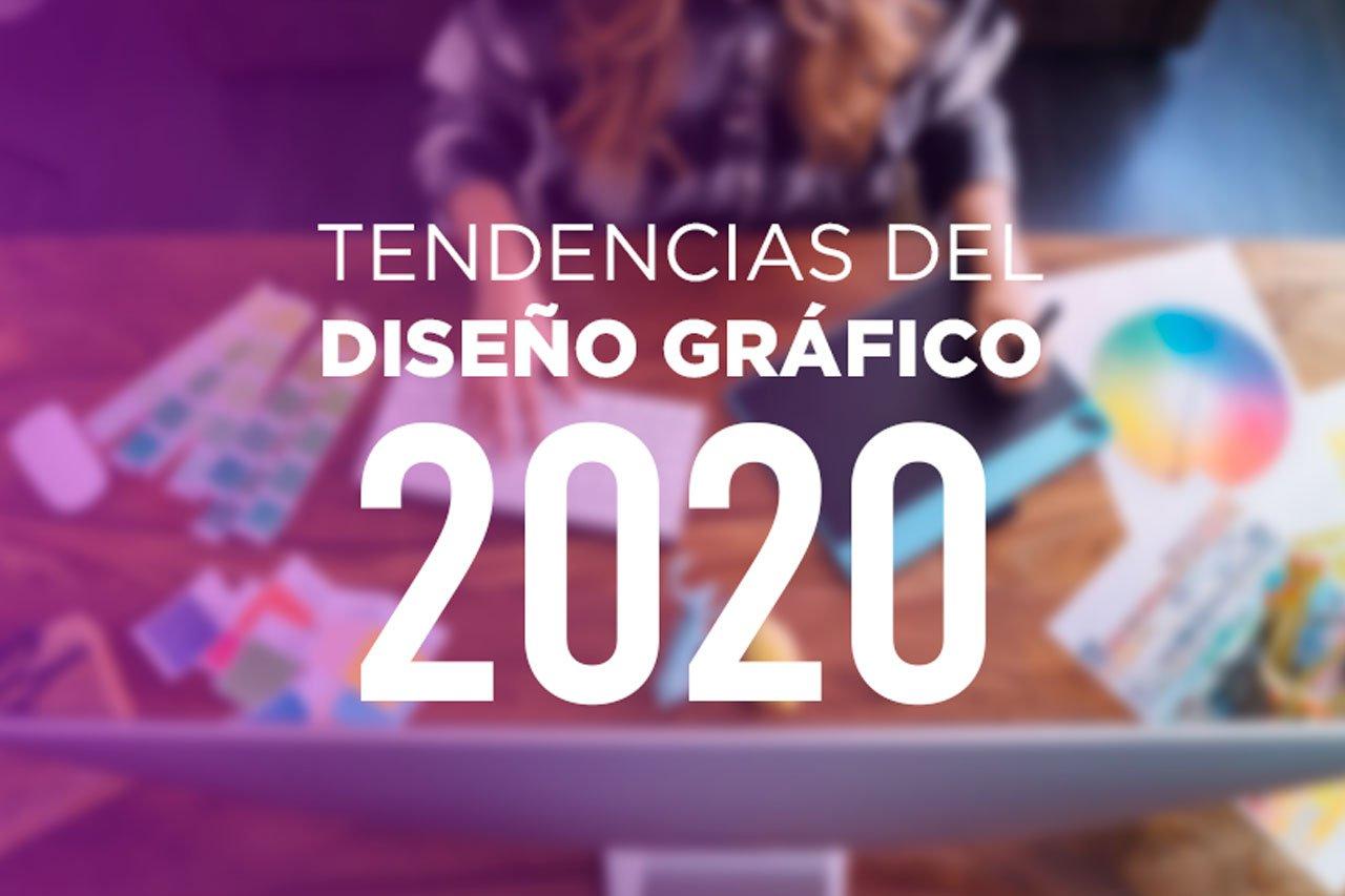 tendencias de diseño grafico 2020