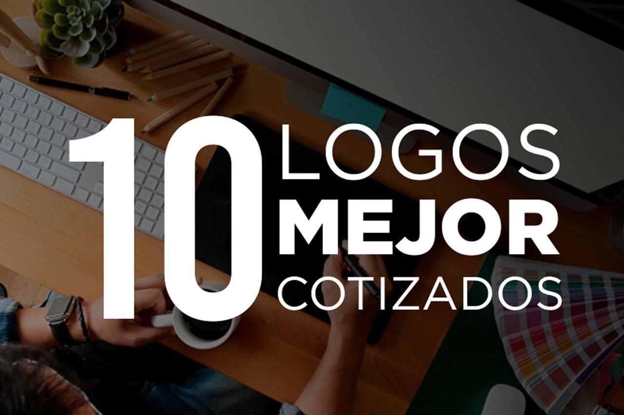 10 Logos Mejor Cotizados
