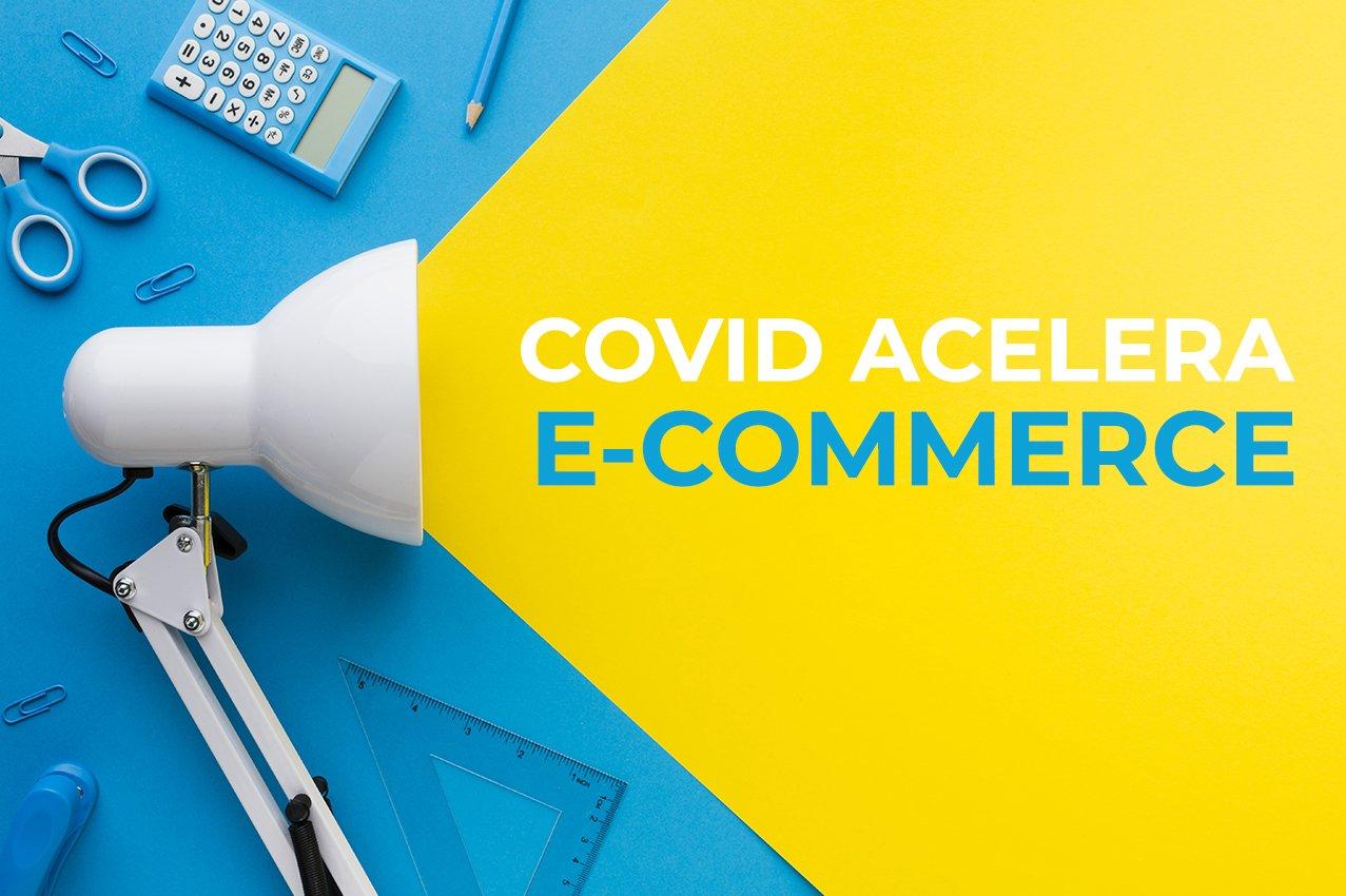 Lo bueno: El Covid acelera el e-commerce lampara