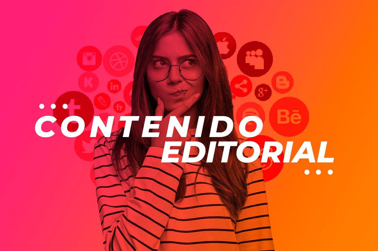 Características debe tener un contenido editorial para redes sociales