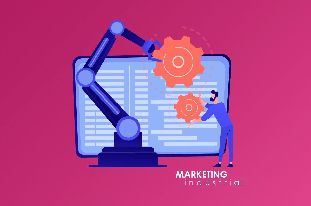 Te platicamos algunos básicos del marketing industrial