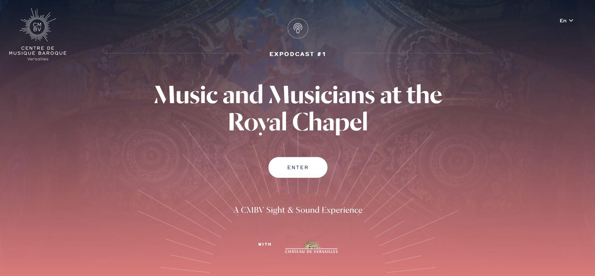 Music and musicians at the royal chapel